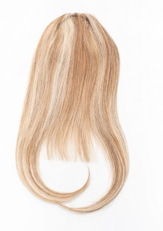 Chestnut Brown/Blonde Bangs