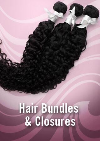 Hair Bundles & Closures